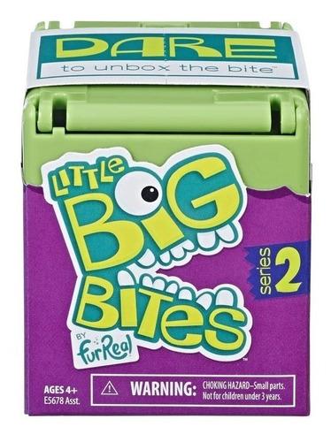 nova figura sortida little big bites serie 2 hasbro e5678