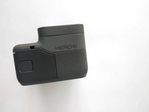 nova go pro hero 6 câmera digital filmadora 12mp 4k nf top