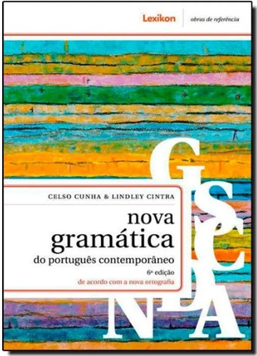 nova gramática do português contemporâneo