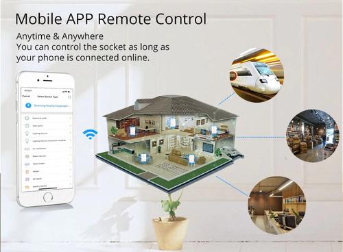 nova interruptor touth screen led 3 botões wi-fi google home