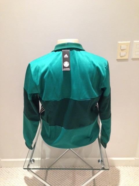 9687f01f06 Nova Jaqueta Hino Palmeiras adidas - Cuca - R  330