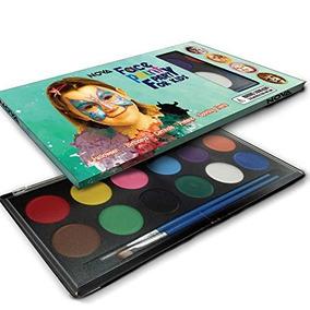 Nova Cara Niños12 Kit Alta Colores3 Pintura Calidad 34Ajq5RL