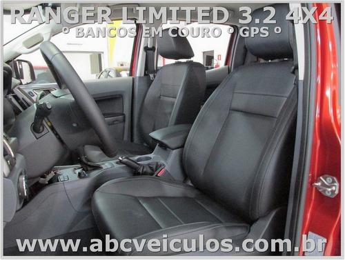 nova ranger limited 3.2 diesel 4x4 - automatica 2017 jnw 7