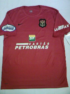 f9c61401ed Nova Rara Camisa Flamengo Oficial Nike Escudo Remo 2007 2008 - R  69 ...