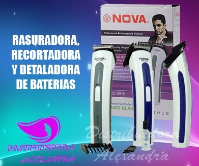 Nova Rasuradora 85aa2807633f