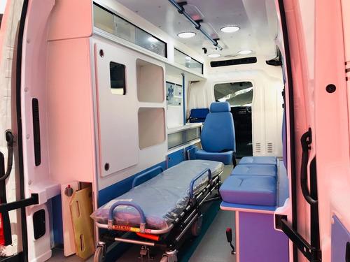 nova renault master l3h2 2.3 ambulancia uti