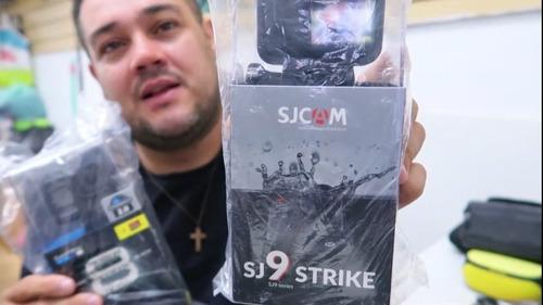 nova sjcam sj9 strike nota fiscal e garantia de de 6 meses