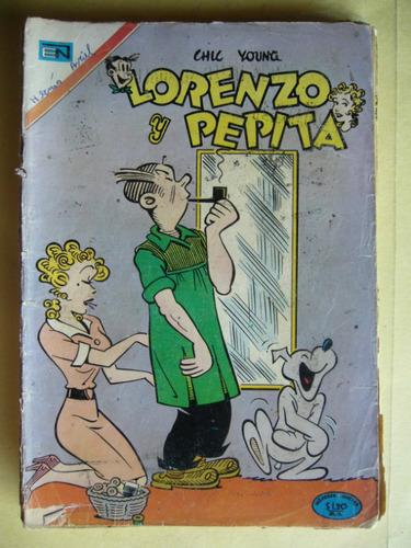 novaro lorenzo y pepita nº 348 de 1971