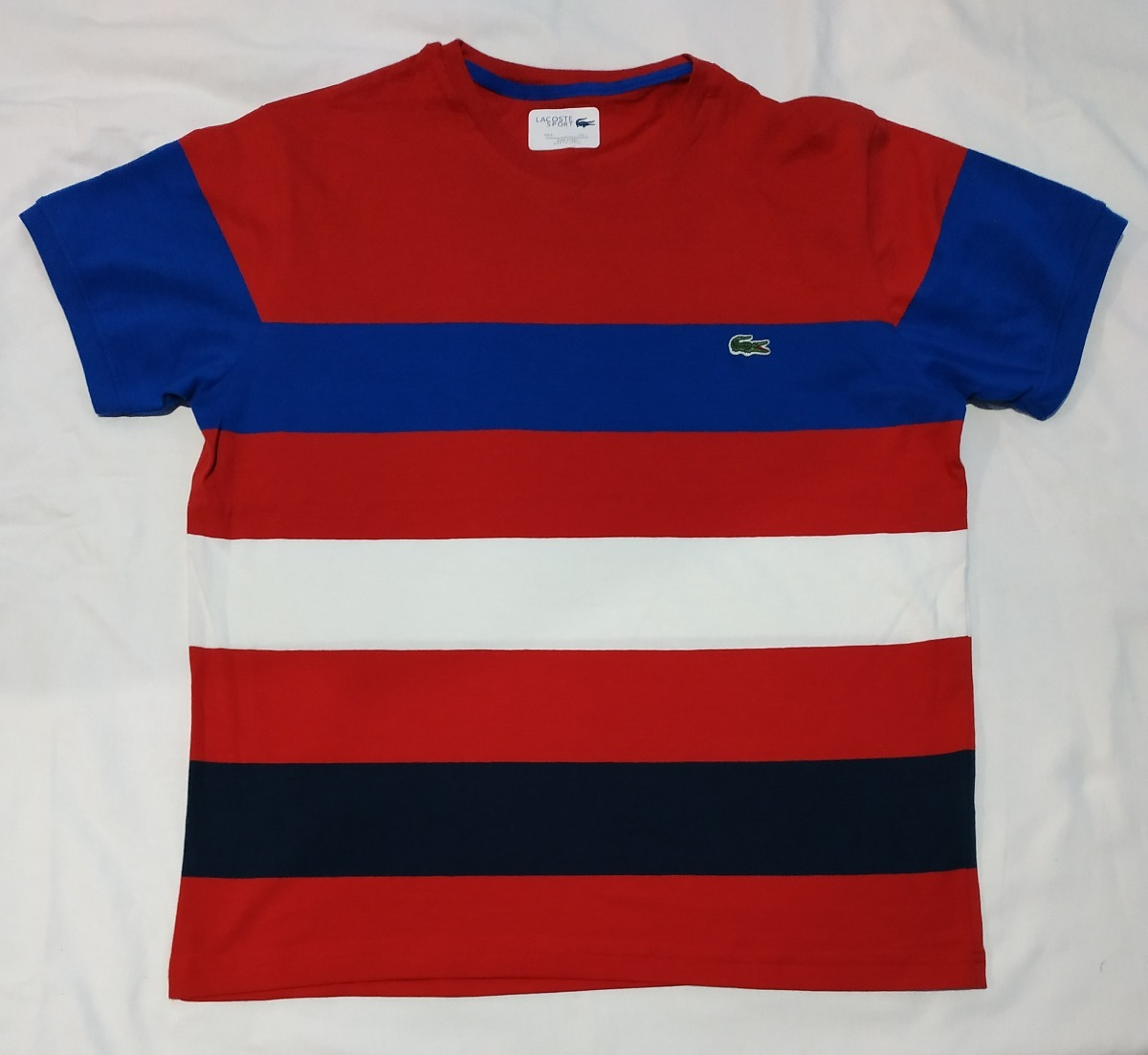 d01d03eb672 Novas Camisa Lacoste França