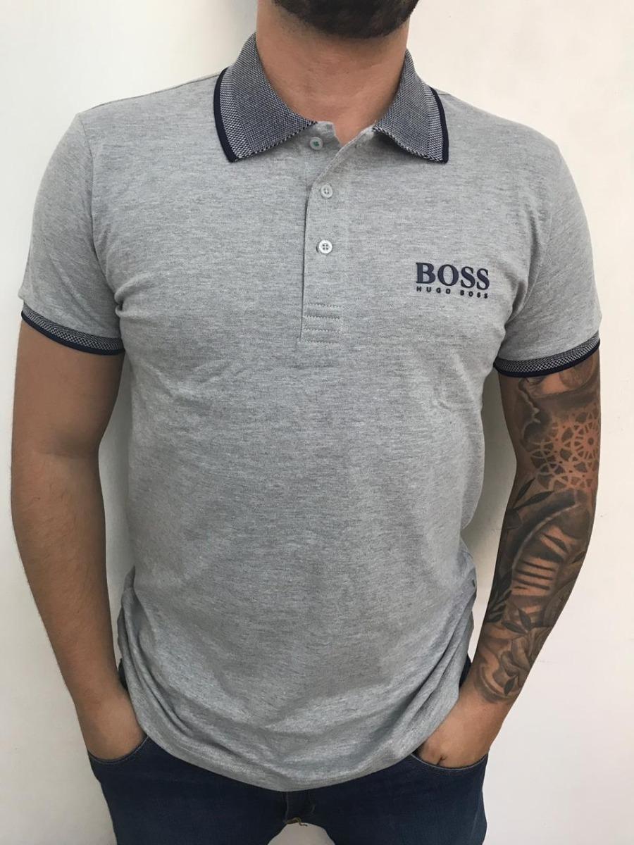 729136128d592 Novas Camisas Polo Hugo Boss Masculina