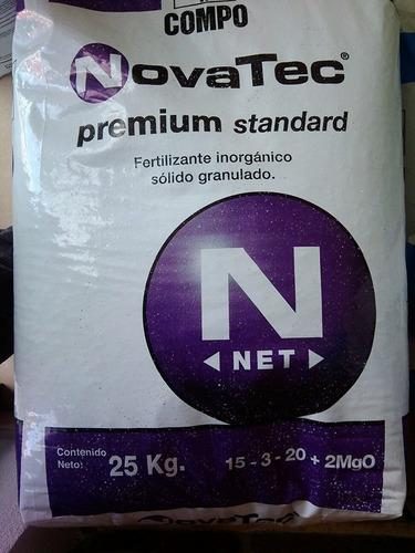novatec fertilizante granulado de alta tecnologia 1kilo