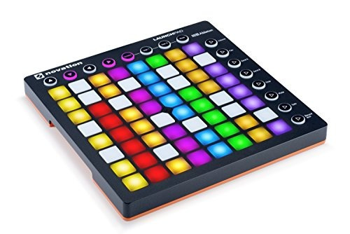 novation launchpad ableton live controller with 64 rgb backl