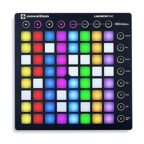 novation launchpad mk2 ableton live controller with 1 year f