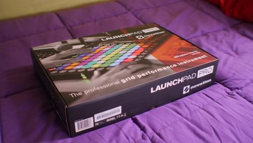 novation launchpad pro controlador midi