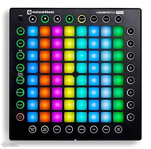 novation launchpad pro usb midi controller with 1 year free