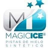 novedad! pistas de hielo sintético magic ice alquiler/compra