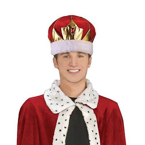 Novedades Del Foro Hombres Valor King Crown Red Standard 85990