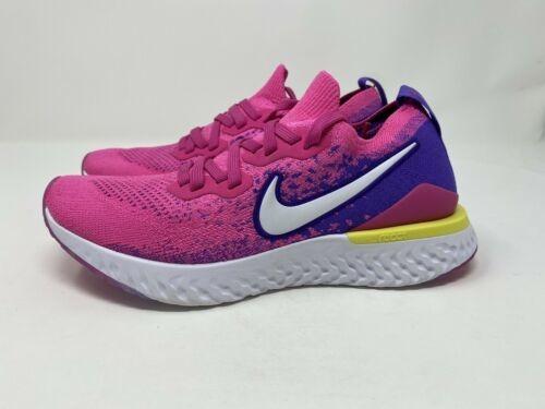 Inmuebles Constituir cómodo  Novedades Mujer Nike Epic React Flyknit 2 Laser Fuchsia /... - S/ 479,00 en  Mercado Libre
