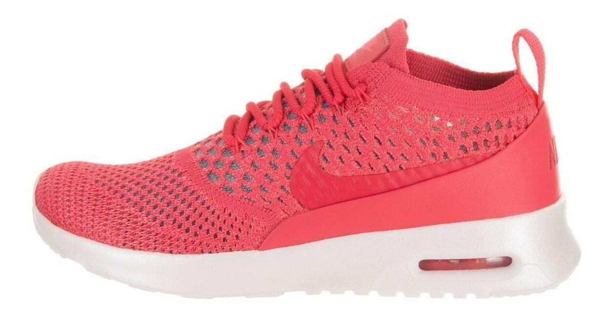 para mi Inmigración Inconcebible  Novedades Zapatillas Mujer Nike Air Max Thea Ultra Flykni... - S/ 499,00 en  Mercado Libre