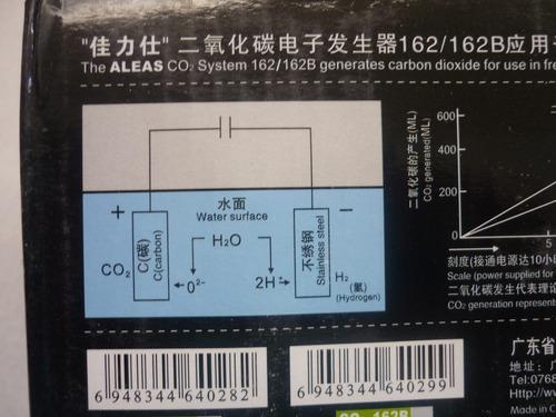 novedoso sistema electronico productor de co2