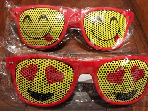 novedosos anteojos de emojis, traídos de miami !!!