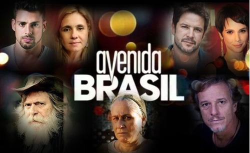 novela  avenida brasil completa hd