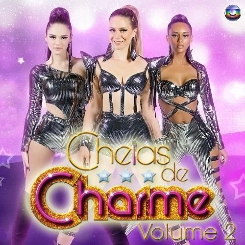 dvd da novela cheias de charme
