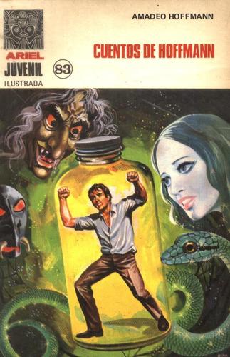 novela comic: cuentos de hoffmann, por amadeo hoffmann