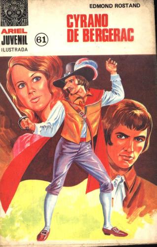 novela comic: cyrano de bergerac, por edmond rostand- ariel