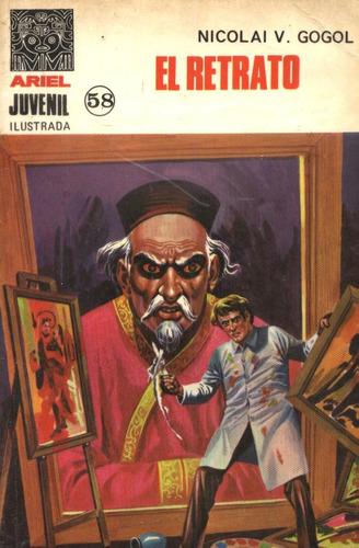 novela comic: el retrato, por nicolai  v. gogol - ariel juv,
