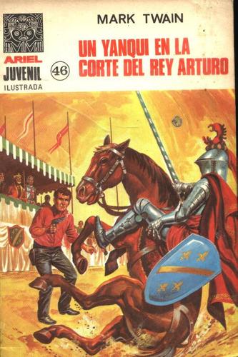 novela comic:un yanqui en la corte del rey arturo,mark twain