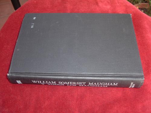 novela de robin maugham