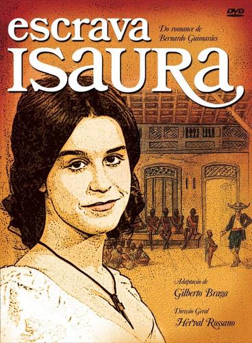 novela escrava isaura 1976  em dvd - frete grátis