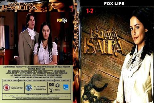 novela escrava isaura completa 28 dvd`s