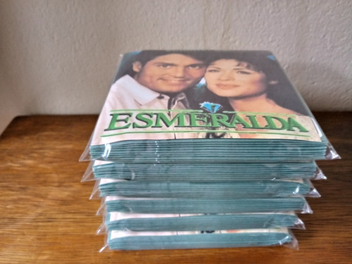 novela esmeralda completa e dublada (sem cortes) 63 dvds