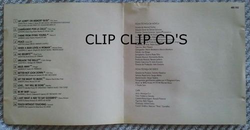 novela felicidade internacional - cd