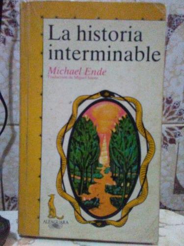 novela la historia sin fin de michael ende
