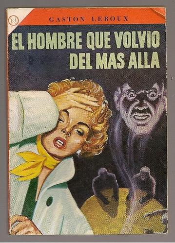 novela misterio el hombre que volvió del más allá novaro1956