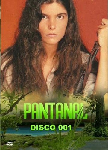 Novela Pantanal Completa - R$ 135,00 em Mercado Livre