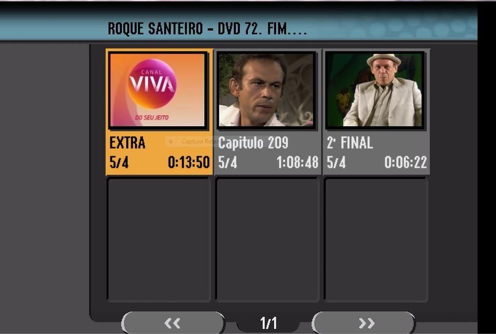dvd roque santeiro