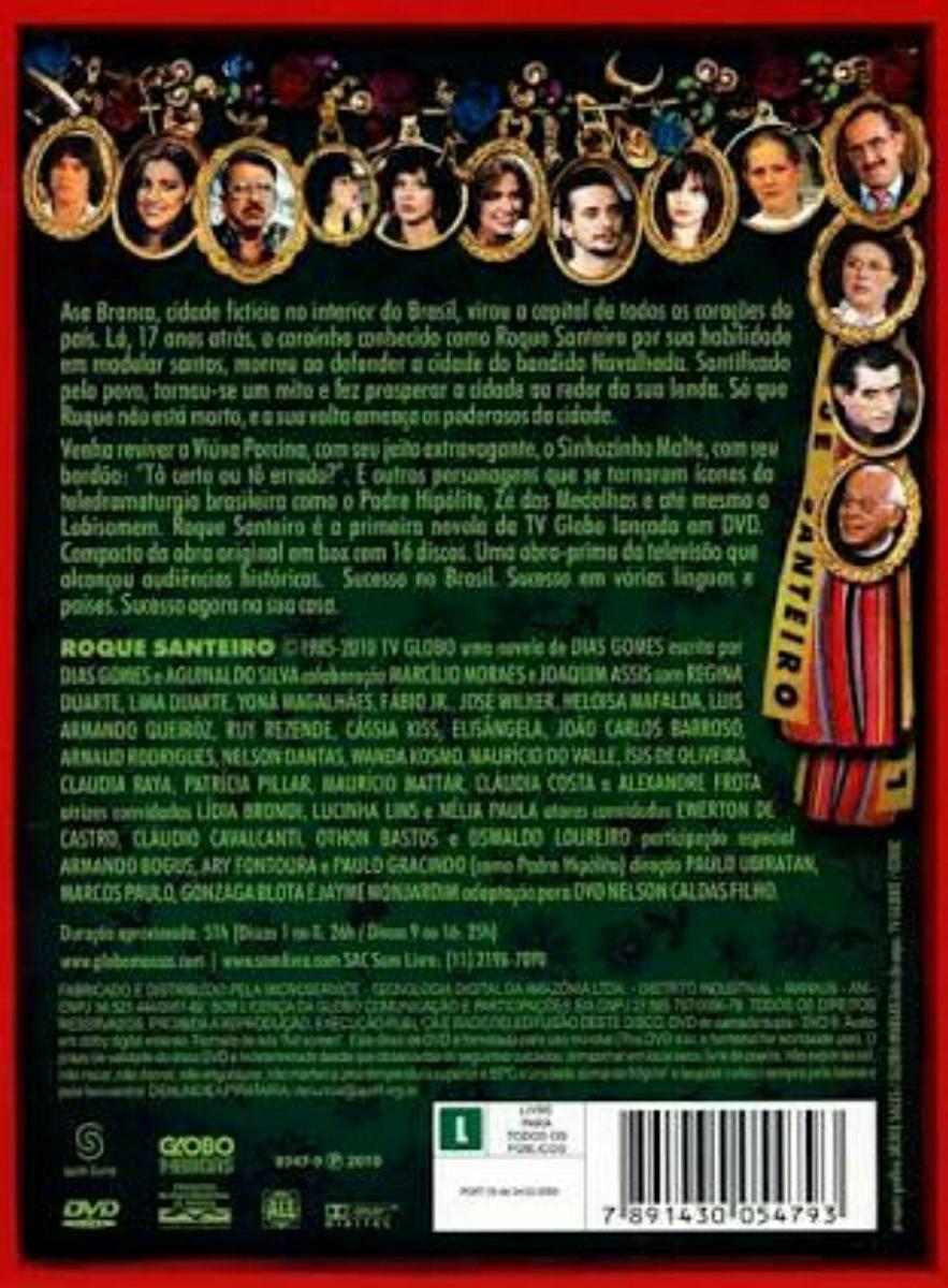 roque santeiro dvd