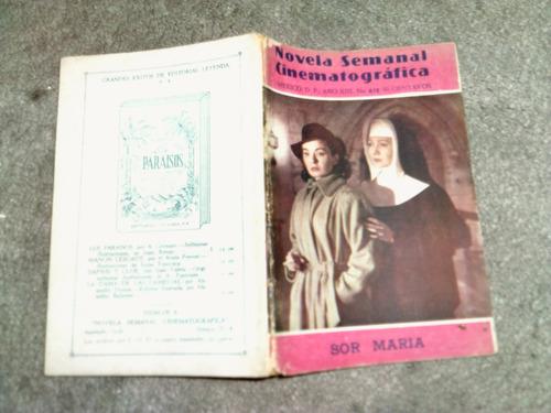 novela semanal cinematografica año 1951
