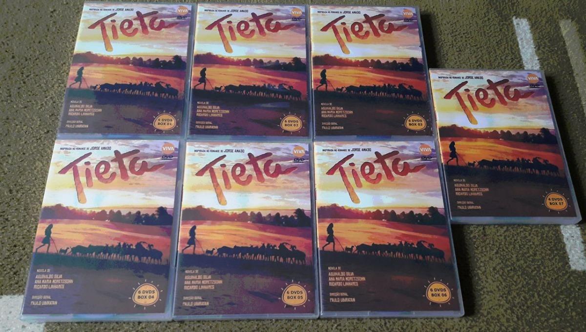 dvd completo da novela tieta