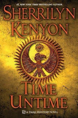 novela time untime por sherrilyn kenyon - libro en inglés