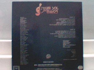 novela um sol maior - lp novela nacional 1977