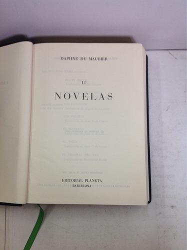 novelas de daphne du maurier