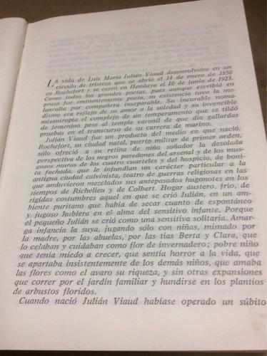 novelas de pierre loti - tomo i.