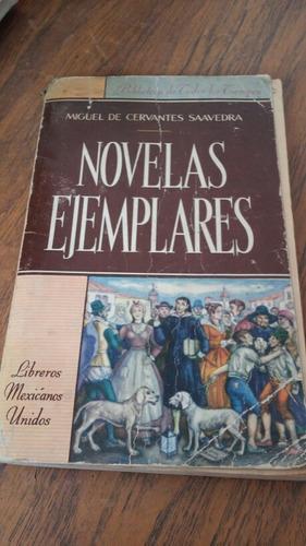 novelas ejemplares. miguel de cervantes saavedra