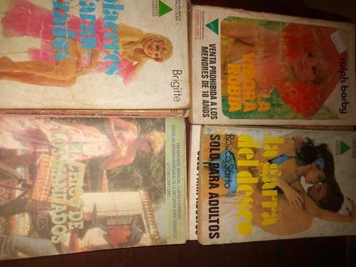 novelas eróticas editorial bruguera