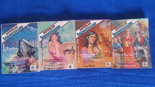 novelas inmortales historietas mexicanas.